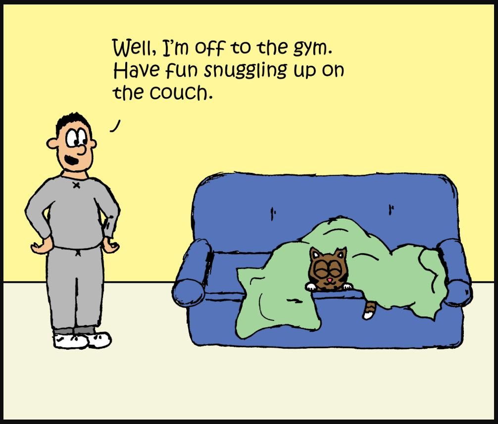 iizcat new years resolution fail comic 1