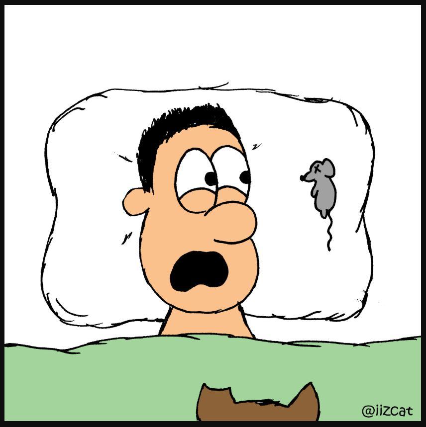 iizcat dead mouse comic 5