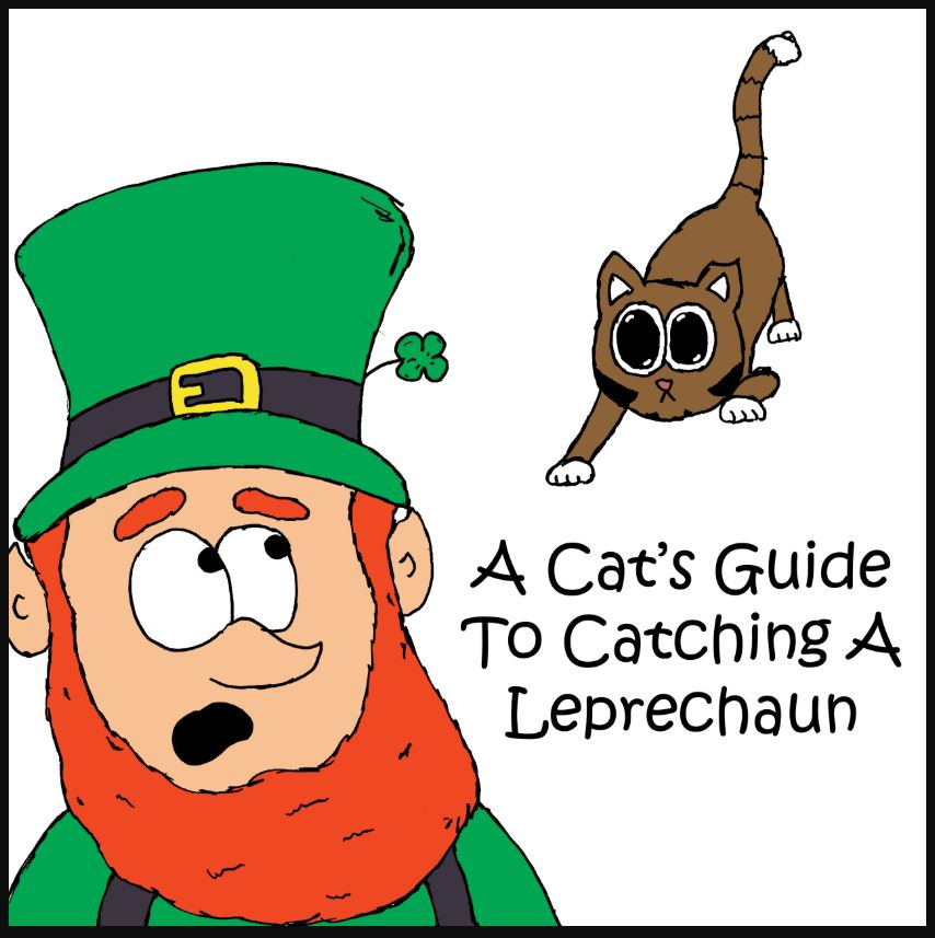 iizcat cat leprechaun comic 1