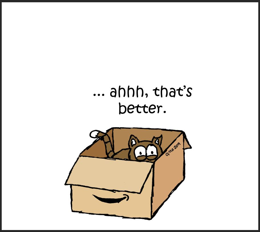 cat amazon comic 2