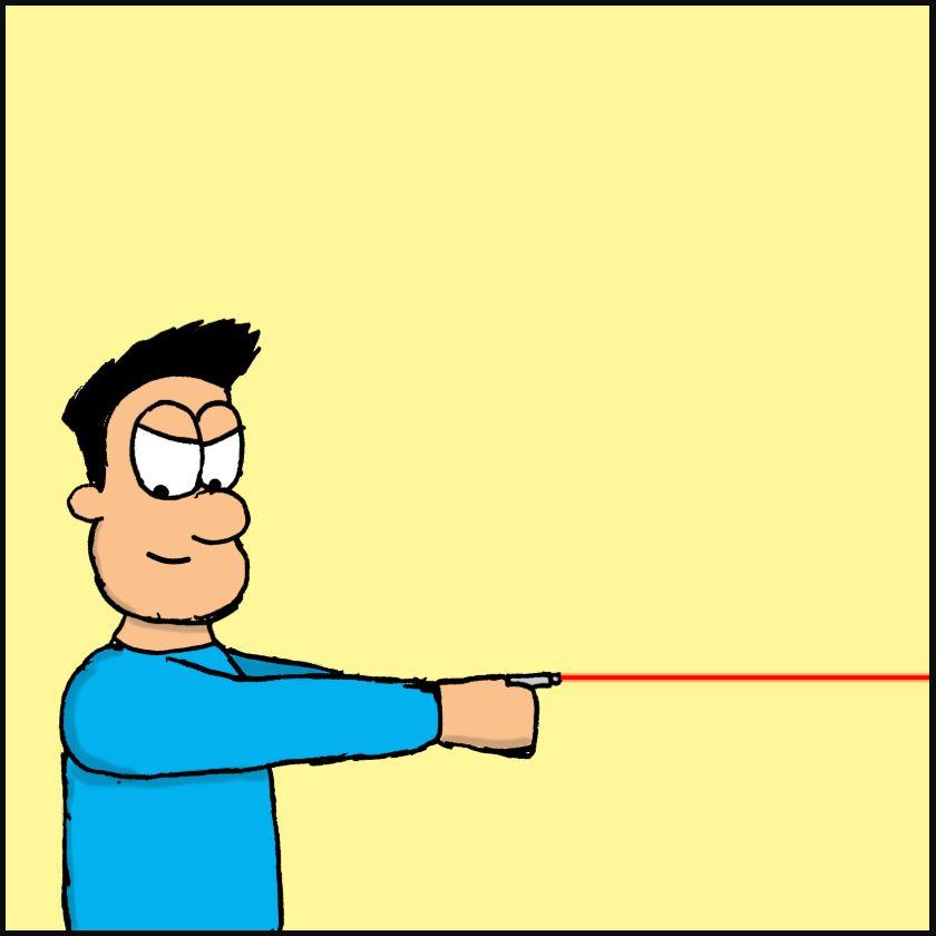 iizcat laser comic 5