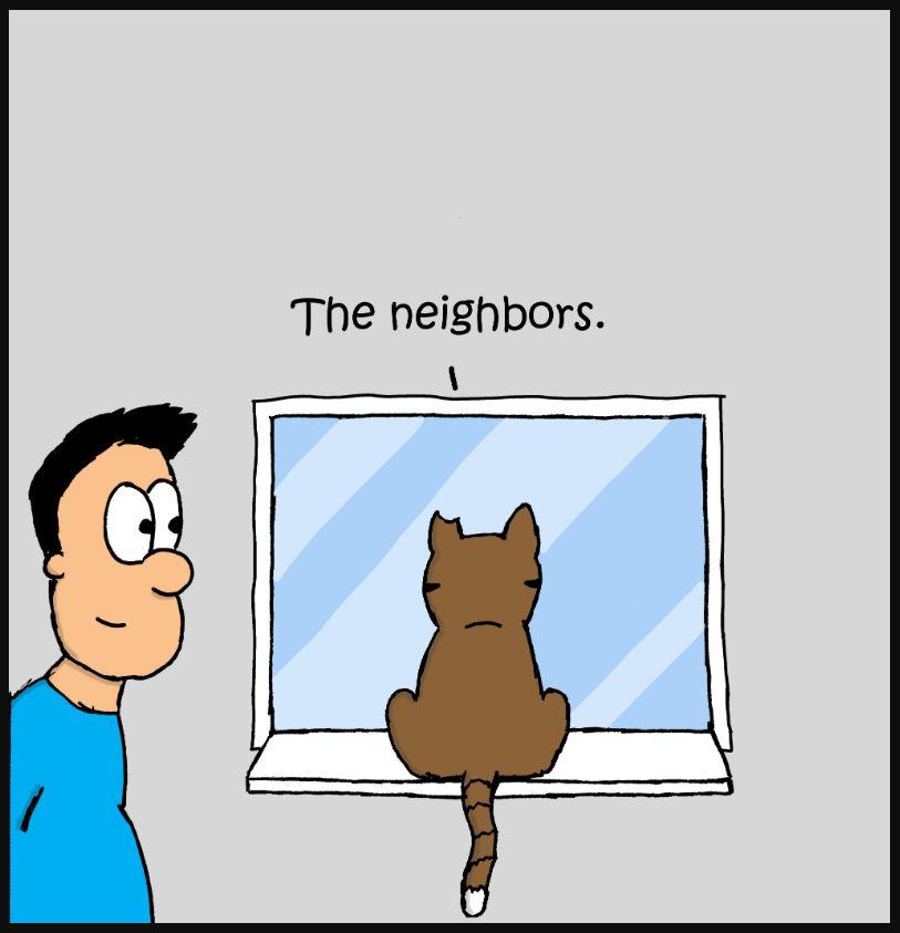 cat tv comic 2