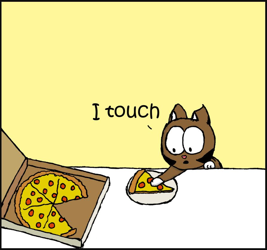 i touch comic 2
