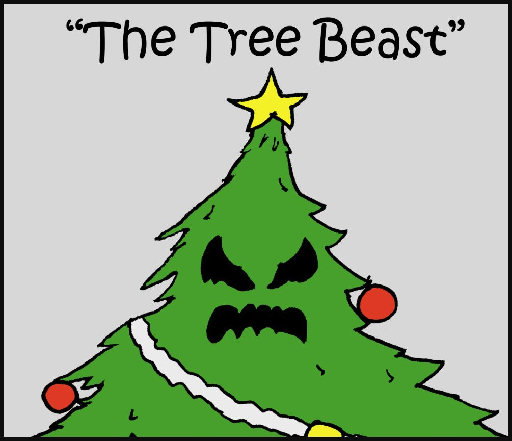 the tree beast comic 1