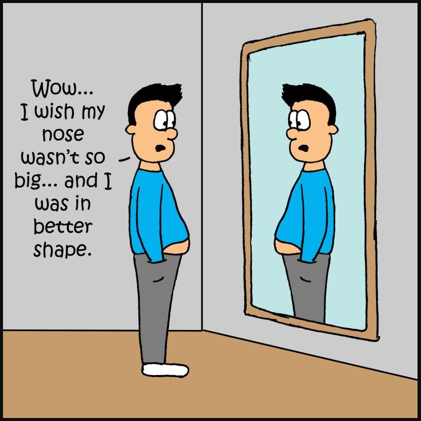 mirror comic 1