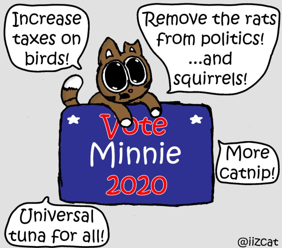 minnie for president