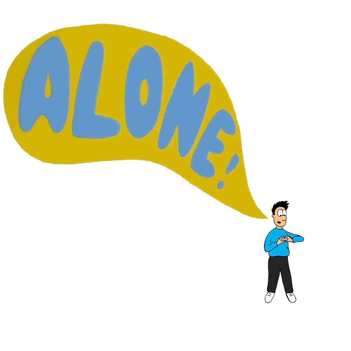alone 4